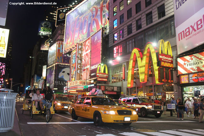 Times Sqaure, New York City